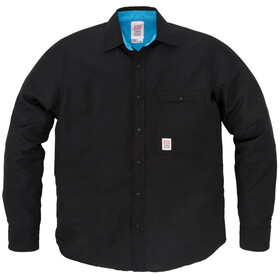 Topo Designs M's Breaker Shirt Jacket Black